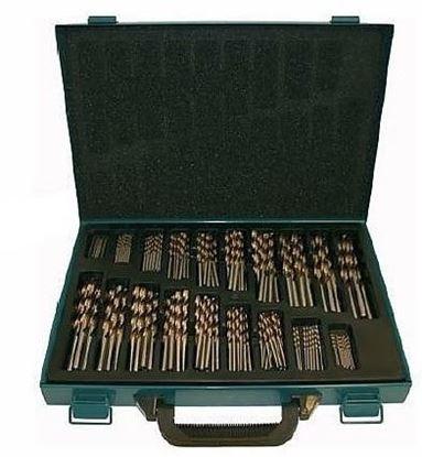 Obrázok pre výrobcu Makita D-30564 Sada vrtákov do železa 170-dielna HSS-G