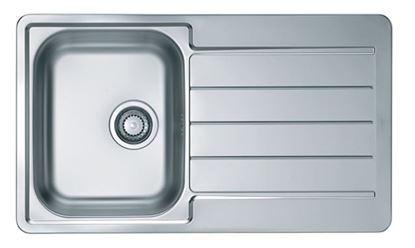 Obrázok pre výrobcu Alveus Line 20 nerezový drez 860 x 500 mm