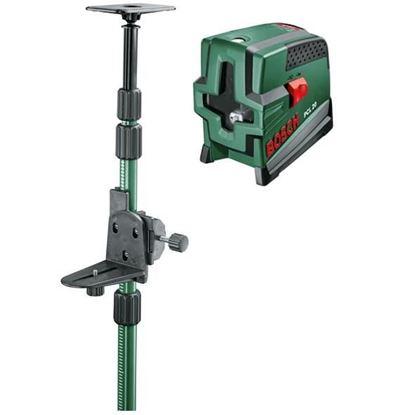 Obrázok pre výrobcu BOSCH lasér krížový PCL 20 + TP320 06036930