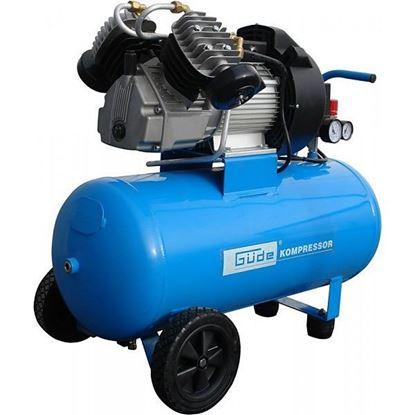 Obrázok pre výrobcu Güde 400/10/50 N Kompresor olejový 50015