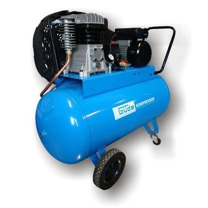 Obrázok pre výrobcu Kompresor olejový GÜDE 420/10/100 EU 230V 50071