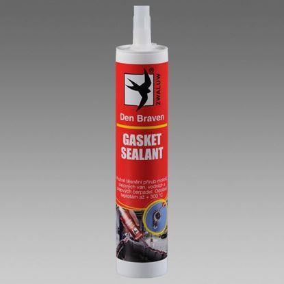 Obrázok pre výrobcu Silikón gasket sealant 310 ml Den Braven 30717RL