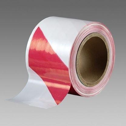Obrázok pre výrobcu Den Braven B712 Páska bariérová červeno-biela  100 mm x 100 m