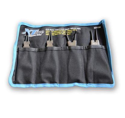 Obrázok pre výrobcu Sada segerových klieští 4dl. 180 XT0150