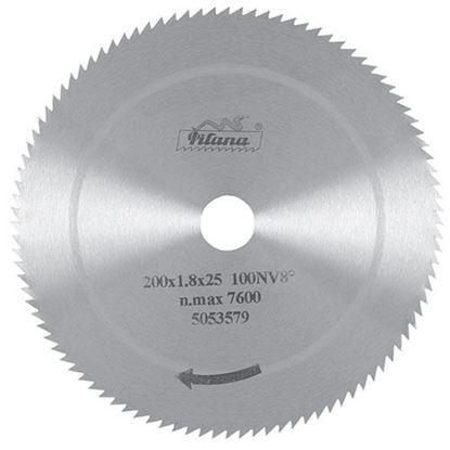 Obrázok pre výrobcu Pílové kotúče obyčajné bez SK plátku Pilana na drevo 5314