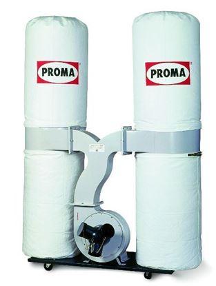 Obrázok pre výrobcu Odsávanie prachu OP 2200 Proma