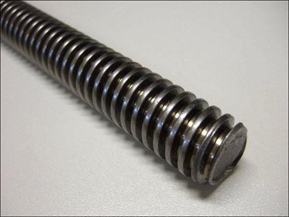 Obrázok pre výrobcu Závitová tyč trapézová 1 meter DOPREDAJ