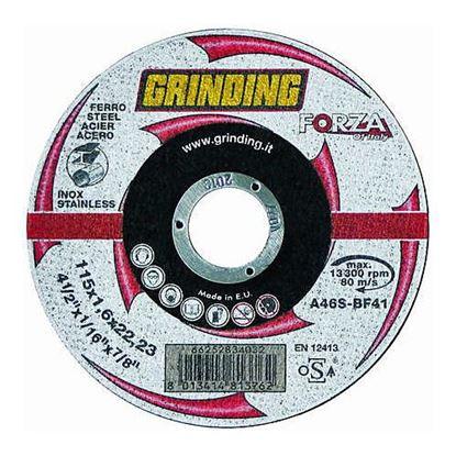 Obrázok pre výrobcu Kotúč rezný na kov Grinding Forza