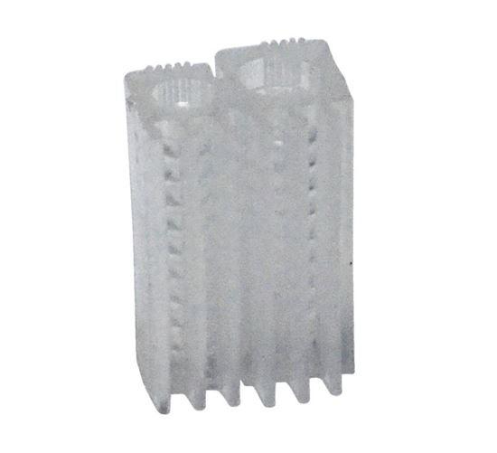 Obrázok LAGUNA klips, plast na vymedzenie skla 4/6mm 8176