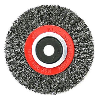 Obrázok pre výrobcu Kefa drôtená okružná vlnitá LION 03