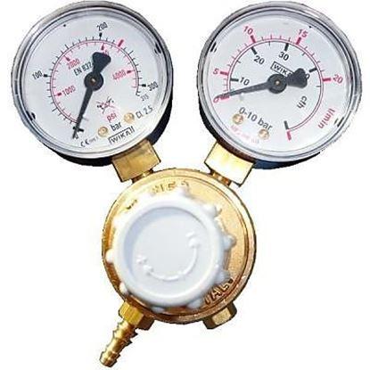 Obrázok pre výrobcu Kühtreiber Redukčný ventil pre CO2 micro MEI 25590