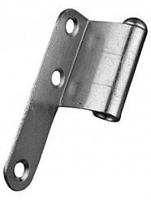 Obrázok pre výrobcu Záves dverový lomený TKZ JP5/HD