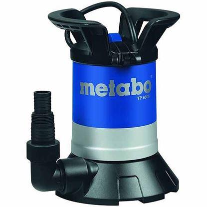 Obrázok pre výrobcu Čerpadlo na plytčiny Metabo TP 6600