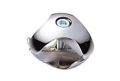 Obrázok pre výrobcu Spojovacia guľa na rúru 25mm trojitá