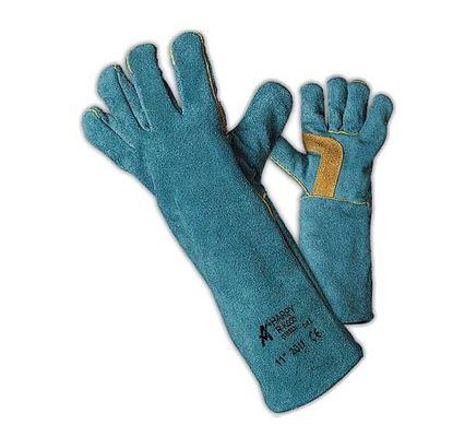Obrázok pre výrobcu Celokožené pracovné rukavice HARPY