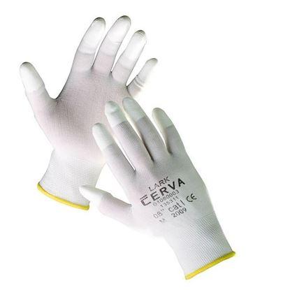 Obrázok pre výrobcu Pracovné nylonové rukavice LARK 135311