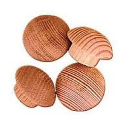 Obrázok pre výrobcu Drevená krytka