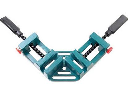 Obrázok pre výrobcu Extol Premium zvierka rohová rýchloupínacia 90°, čeľuste 65x25 mm, 8815400