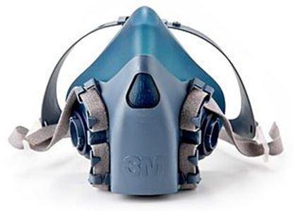 Obrázok pre výrobcu Polomaska ochranná 3M 7501, 7502, 7503