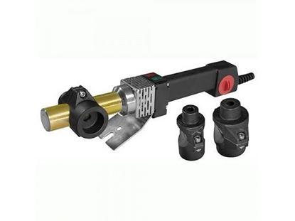 Obrázok pre výrobcu PROTECO Polyfúzna zváračka 800W s nadstavcami 20, 25 a 32