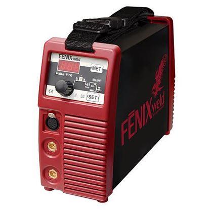 Obrázok pre výrobcu Kühtreiber FÉNIX 160 Invertorová zváračka MMA/TIG