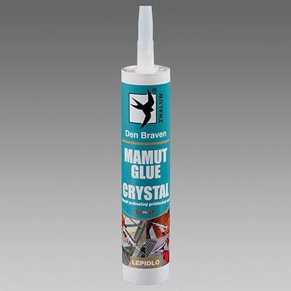 Obrázok pre výrobcu DEN BRAVEN Mamut glue Crystal lepidlo na podlahové lišty 290g (51930BD)