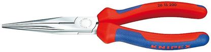 Obrázok pre výrobcu Kliešte pologuľaté Knipex 200mm 2615200