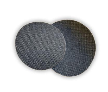 Obrázok pre výrobcu Suchý zips samolepiaci na brúsne výseky 1919 - 150 / 125 mm