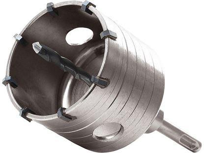 Obrázok pre výrobcu Vykružovač do tehly 73 mm Extol SDSplus 26002