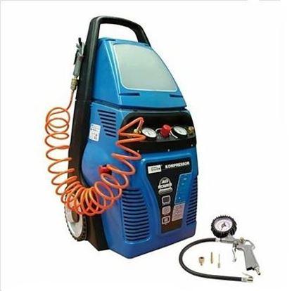 Obrázok pre výrobcu Bezolejový kompresor AIR POWER 290/8/35 Gude 50088