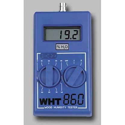 Obrázok pre výrobcu Merač vlhkosti, hrotový vlhkomer WHT 860