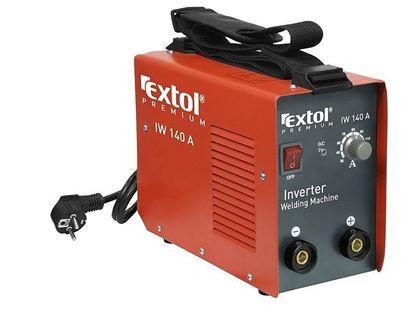 Obrázok pre výrobcu Inventorová zváračka IW 140 A Extol 8896022 MMA/WIG