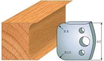 Obrázok pre výrobcu Profilový nôž 40 mm F026-003 / obmedzovač F027-003