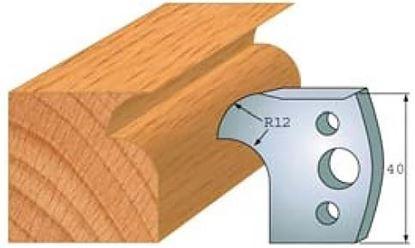 Obrázok pre výrobcu Profilový nôž 40 mm F026-005 /  obmedzovač F027-005