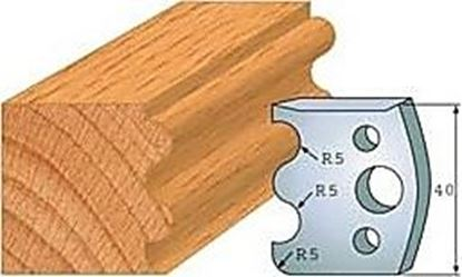Obrázok pre výrobcu Profilový nôž 40 mm F026-006 /  obmedzovač F027-006