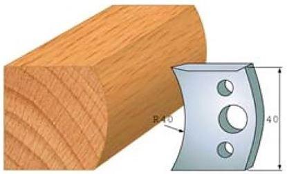 Obrázok pre výrobcu Profilový nôž 40 mm F026-008 /  obmedzovač F027-008