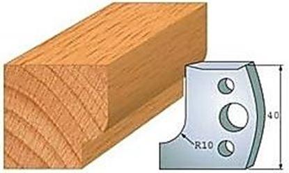 Obrázok pre výrobcu Profilový nôž 40 mm F026-013 / obmedzovač F027-013
