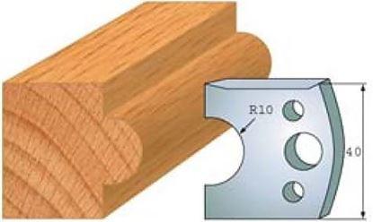 Obrázok pre výrobcu Profilový nôž 40 mm F026-015 / obmedzovač F027-015