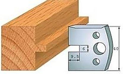 Obrázok pre výrobcu Profilový nôž 40 mm F026-017 / Obmedzovač F027-017