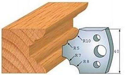 Obrázok pre výrobcu Profilový nôž 40 mm F026-022 / obmedzovač F027-022
