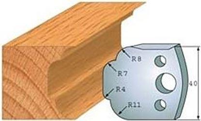 Obrázok pre výrobcu Profilový nôž 40 mm F026-023 / obmedzovač F027-023