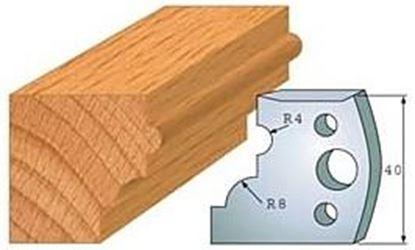 Obrázok pre výrobcu Profilový nôž 40 mm F026-024 /  obmedzovač F027-024