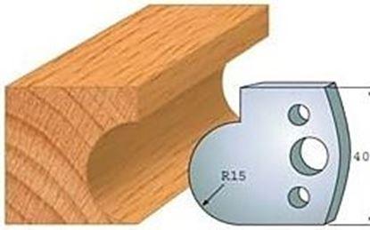Obrázok pre výrobcu Profilový nôž 40 mm F026-065 / obmedzovač F027-065