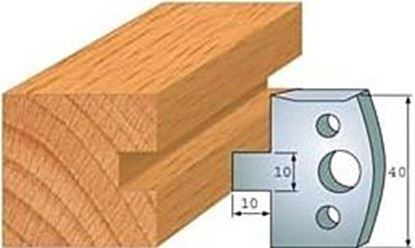 Obrázok pre výrobcu Profilový nôž 40 mm F026-091 / obmedzovač F027-091