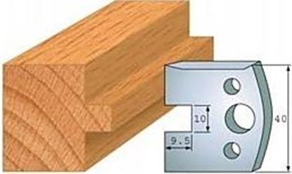 Obrázok pre výrobcu Profilový nôž 40 mm F026-092 / obmedzovač F027-092