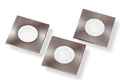 Obrázok pre výrobcu Sada led svetiel 3 kusy 220V SQUARE