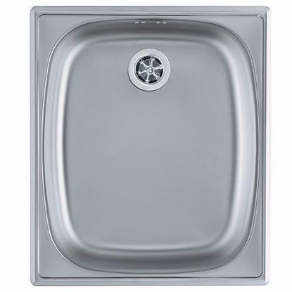 Obrázok pre výrobcu Alveus Basic 10 nerezový drez 380 x 440 mm