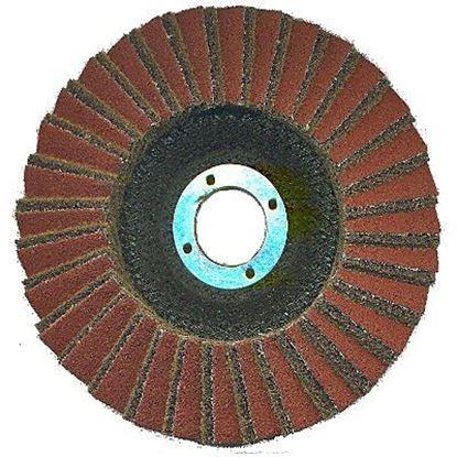 Obrázok pre výrobcu Metabo 626369000 Kombinovaný lamelový brúsny kotúč 125 mm
