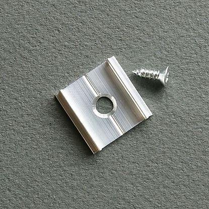 Obrázok pre výrobcu Uchytenie X na led lištu 2 ks 76390000