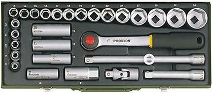 """Obrázok pre výrobcu Gola sada Proxxon 29 dielná 1/2"""" 23000"""